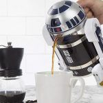 The Morning Force! The R2-D2 Coffee Press – stupidDOPE
