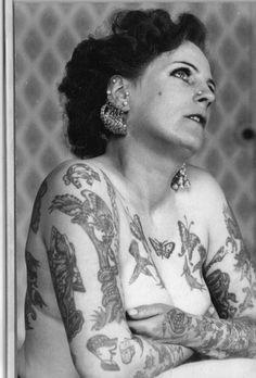 Image result for tattooed ladies