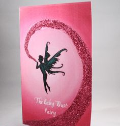 "Infertility Card featuring ""The Baby Dust Fairy"" She is a greedy whore.  by BabyDustBoutique  #fertility   #infertility   #ivf"