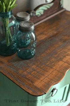 33 Ideas Refurbished Furniture Antique Dressers For 2019