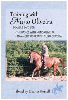 "Training with Nuno Oliveira - ""The Basics"" and ""Advanced Work"" - 2 DVD set"