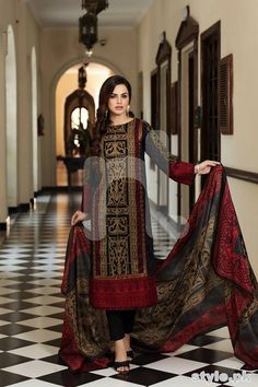 Nishat Linen Eid Collection 2015 For Women 4