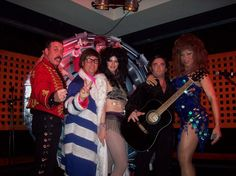 Austin & Friends Show at Sky City Auckland NZ.    One of the best Impersonator shows ever...