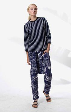 Heidi Merrick's Kaufman trousers