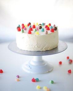 Mais um bolo facinho facinho e bem charmoso❤️