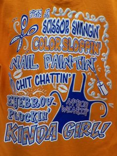 Girlie Girl T-Shirt - Chit Chat - (Stylist) - O