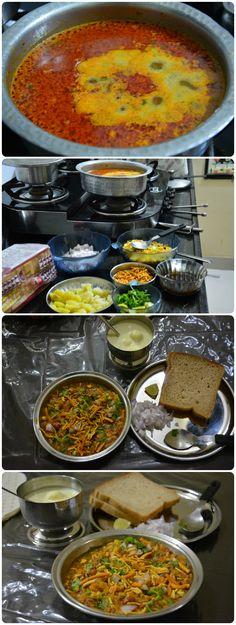 Yummy Kolhapuri Misal
