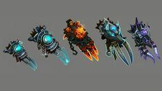 MMO-Champion - Elemental Shaman Artifact Weapon for Legion