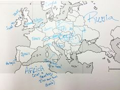 Americans Try To Place European Countries On A Map