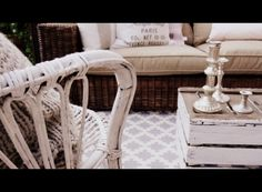 Patio //Inspired by love: Action!