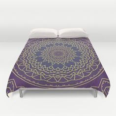 Duvet Cover  3 different sizes  For Full Queen by FeelGoodAtHome