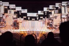 The international festival of audiovisual projections Genius Loci Weimar has recently launched the video mapping competition. Genius Loci, Projection Mapping, International Festival, Three Dimensional, Facade, Competition, Photo Wall, Castle, Landscape