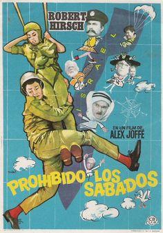 Prohibido los sábados (1965) P tt0158070