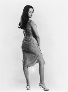 the60sbazaar:  Actress Nancy Kwan