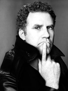 Will Ferrell --Funny Faces - The New York Times > Magazine > Slide Show > Slide 4 of 8 Will Ferrell, Pretty People, Beautiful People, Cinema, Celebrity Portraits, Celebrity Pictures, Raining Men, Famous Faces, Funny Faces