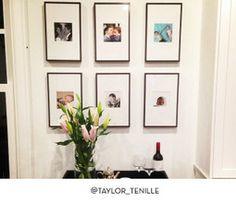 Wood Gallery Single Opening Frames