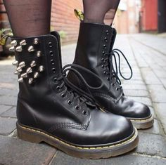 Doc Martens are great.