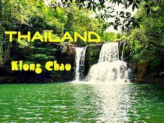Водопад Klong Chao Клонг Чао НА ОСТРОВЕ КО КУД В ТАЙЛАНДЕ