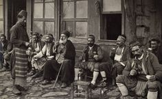 Istanbul Cafe 1860's