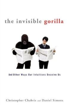 Reading this book will make you less sure of yourself—and that's a good thing. In The Invisible Gorilla, Christopher Chabris and Daniel Simons, creators of one of psychology's most famous experiments, use remarkable stories and counterintuitive scientific findings to demonstrate an important truth: Our minds don't work the way we think they do. We think we see ourselves and the world as they really are, but we're actually missing a whole lot.    Chabris and Simons combine the work of other…