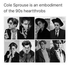 Memes, 🤖, and coles: cole sprouse is an embodiment of the heartthrobs Dylan O'brien, Dylan And Cole, Sprouse Bros, Dylan Sprouse, Cole Sprouse Hot, Riverdale Memes, Riverdale Cast, Riverdale Funny, Dan Howell