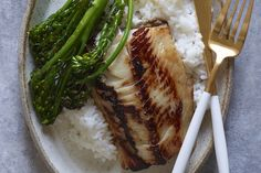 Miso Marinated Black Cod - What's Gaby Cooking