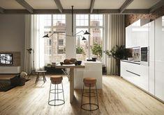 Snaidero minimalistische Küchen - Funktionalität und Stil #Snaidero #minimalistische #Küchen #- #Funktionalität #und #Stil