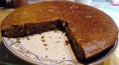 Gâteau orange amande à la farine de pois chiche par Catherine Picou. D'après ma recette issue du livre Pois Chiche http://petitlien.fr/poischiche