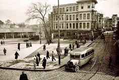 ✿ ❤ Bir Zamanlar İSTANBUL, Sirkeci / 1950
