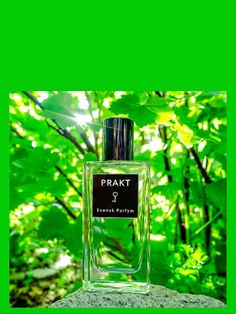 Prakt Svensk Parfym for women and men (2017)...  Fruity, fresh aromatic, woody, musky. Prakt was created with inspiration from the uniqueness of Swedish countryside gardens and the amazing fragrances that awaken when the sun reemerges after an intense summer rain. The fragrance features accords of blackcurrant leaves and berries, gooseberries, rhubarb, apples and apple trees, wet soil and rain. Prakt is the Swedish word for magnificence. The nose behind this fragrance is Henrik Lestréus…