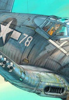 Embedded Navy Aircraft, Ww2 Aircraft, Fighter Aircraft, Military Aircraft, Fighter Jets, Airplane Drawing, Airplane Art, Military Art, Military History