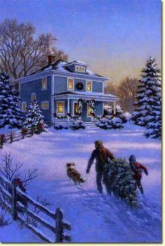 Corbert Gauthier Christmas