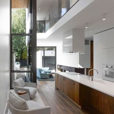 #kitchen | Moore Park Residence by Drew Mandel Architects