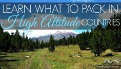 Packing list for Peru, Bolivia, Ecuador   travelfashiongirl.com
