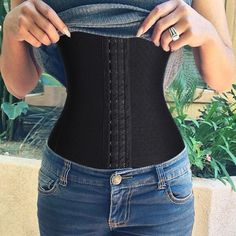 Sport Breathable Belly Band Fitness Focused Waist Trainer