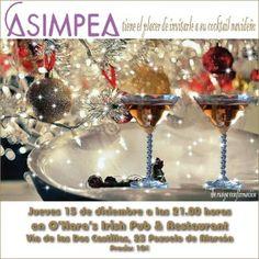 Cocktail de Navidad Asimpea - 2016 #cocktail #navidad #mujeresempresarias #asociaciondemujeres #asimpea
