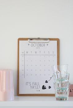 Elske: oktober 2015
