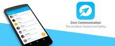 ZERO Communication – leggera e potente app per gestire gli SMS su Android