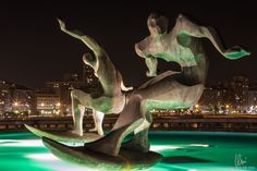 Surfing the night by Juan Antonio Valiño García on 500px