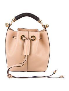 Chlo� Small Gala Bucket Bag