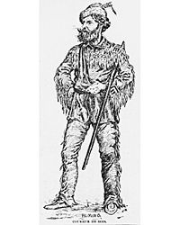 Étienne de Veniard, - a French officer, who came up the Missouri River past Kawsmouth in 1724 and visited the grand village of Kansa Indians, then on the Missouri River near present day Doniphan, Kan.  Bourgmont traded with the Kansa, obtained furs and brought them 2 Padouca slaves.  By the 1800s the Kansa had moved their villages to the Kansas River at several sites upstream from present day Topeka.