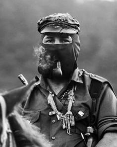 Subcomandante insurgente Marcos. The world we want to transform has already been worked on by history and is largely hollow. We must nevertheless be inventive enough to change it and build a new world. Take care and do not forget ideas are also weapons.