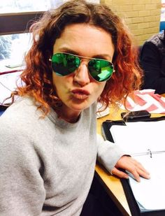 Danielle Cormack (Wentworth ) Wentworth Tv Show, Wentworth Prison, Bea Smith, Danielle Cormack, Mirrored Sunglasses, Sunglasses Women, I Dont Know You, Celebs, Celebrities
