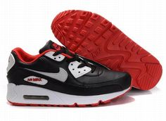 Find Mens Nike Black Red White Air Max 90 Find online or in Curryshoes. Shop Top Brands and the latest styles Mens Nike Black Red White Air Max 90 Find at Curryshoes. Nike Air Max 90s, Nike Max, Nike Air Jordan 6, Cheap Nike Air Max, Mens Nike Air, Air Jordan Shoes, Cheap Air, Air Max Noir, Air Max 90 Cuir