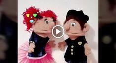 Animaciones con Titeres: Guiñolitos peluches Teddy Bear, Toys, Videos, Animals, Lights Camera Action, Plushies, Activity Toys, Animales, Animaux