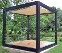 Shedworking: The Garden Cube