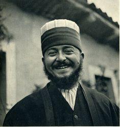 Baba Ali Myrteza (d. at the Bektashi teqe of Fushë Kruja (Photo: Giuseppe Massani, Persecution, Ali, Islam, Nostalgia, Blessed, Turkey, History, Collection, Albania