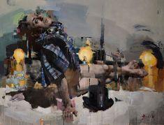 Scottish National Portrait Gallery H M Queen Elizabeth II by Julian Calder, Cumming by Christian Hook, 2014 National Gallery of Scotland Elizabeth Ii, Christian Hook, Mick Hucknall, Book Clip Art, Cartoon Fish, National Portrait Gallery, Knights Templar, White Horses, Queen
