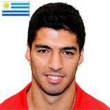 Luis Suárez|  Uru, rechts, SP, 181, Liverpool FC, - Killer, Snel, Explosief, Schotkracht, Volleys, Penalty specialist- Het Konijntje, El Pistolero