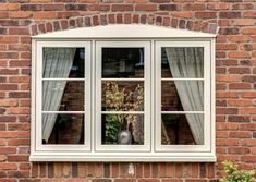 Aluminium Windows And Doors, Timber Windows, Casement Windows, Cottage Windows, House Windows, Double Glazed Window, Window Styles, Window Design, Facade